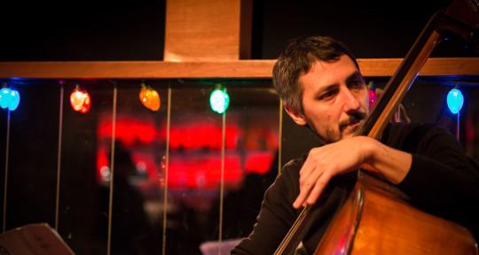 Session Bassist - Nicolas Ojeda