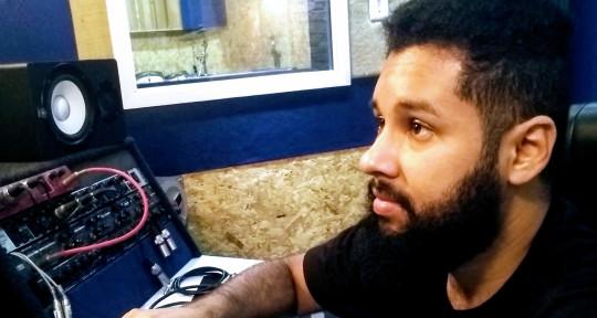 Engenheiro de Mixagem e Master - Gabriel Araujo