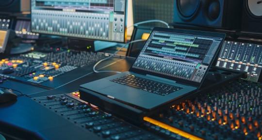 Hip Hop Beat Producer - The Dru1DD