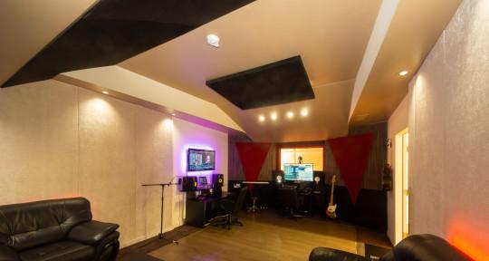 Recording Studio - Left Method Studio