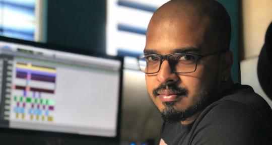 Mixing, Mastering - Midhun Anand