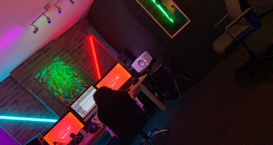 'Mixing Engineer' - Officialliamadams