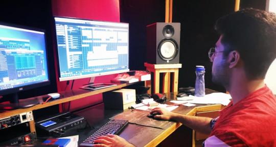 Music Producer - Sir Gamma