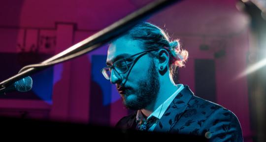 Vocalist, Violinist, Producer - James Rozzi