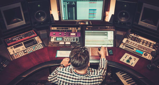 Mix and Master Engineer - Ron Music