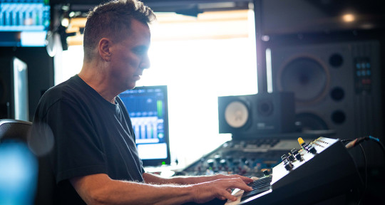 Producer & Sound Engineer - Mike Dean