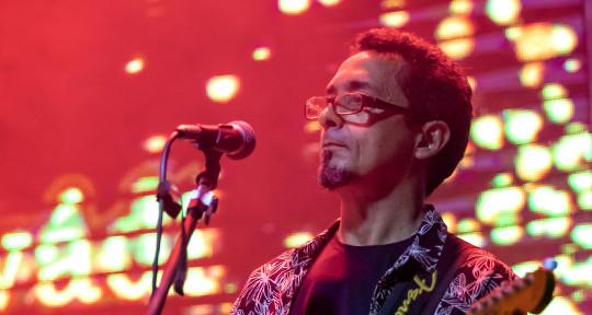 Alternative music producer - George Paez