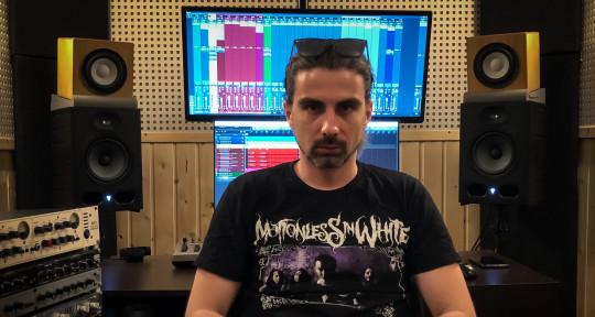 Music Producer, Sound Producer - Andrew Petrøff
