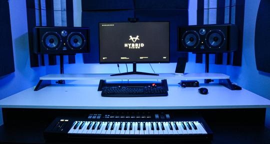 Recording Studio - Hybridvision Studio