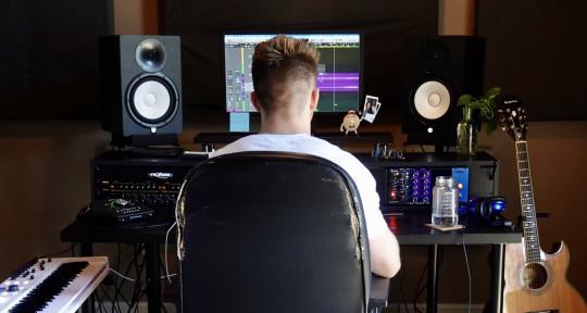 Producer and Mixing Engineer - Noah Brooks