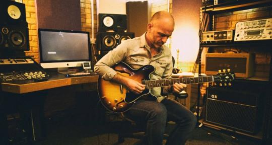 Session Guitarist - Rob Harris