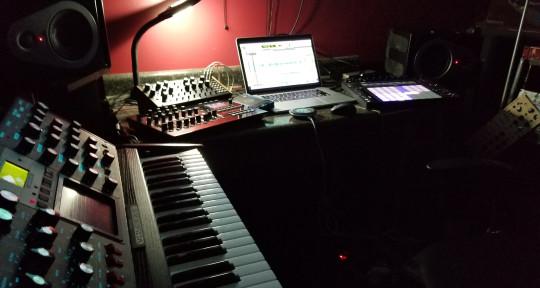 Mixing and Mastering engineer  - David Edge Posey