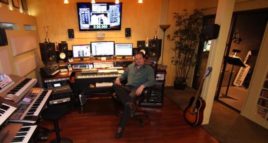Songwriter, Music Producer - Diego De Pietri