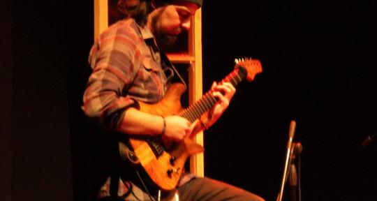 Guitarist, Fretless Guitarist  - Matías Pérez Fuentes