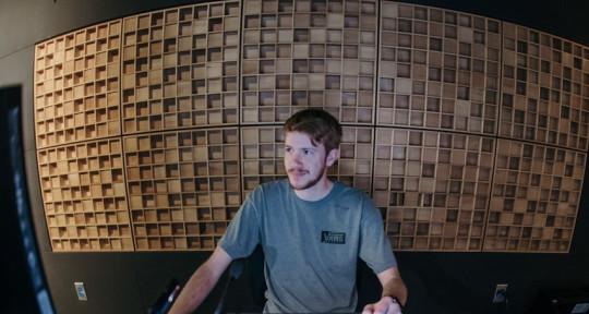 Mixing and Mastering Engineer - Jonathan Wilhelmi