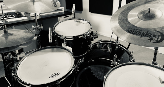 Drummer Remote Drum Recording - Pascal Consoli @PazDrums