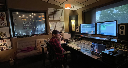 Mixing, Editing - Mixed By Mather