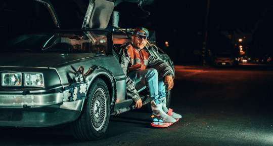 Rapper, Song Writer, Hit Maker - Flash Garments