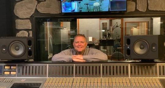 Producer, Guitarist, Mix Guy - Adam Knight
