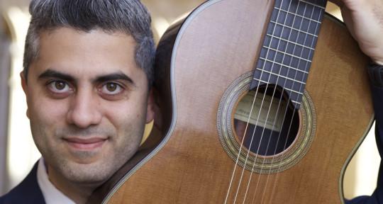 Session Guitarist - Sean Samimi