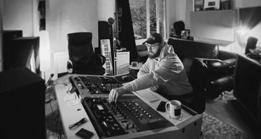 Mixing & Mastering Engineer - Tim Bremer