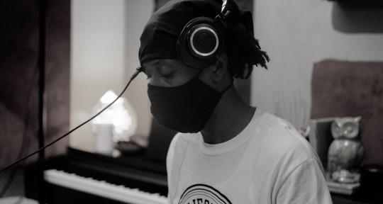"Producer, Musician, Songwriter - Chris ""C.Slim"" Stewart"