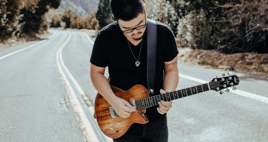 guitarist & orch. composer - Moses