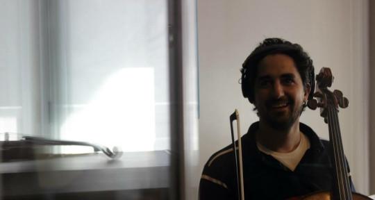 Cello-Violin-Viola-Bass - Lucas Argomedo