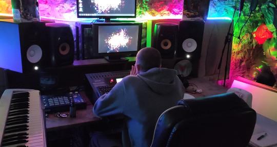 Recording, mixing, mastering - The basement studio