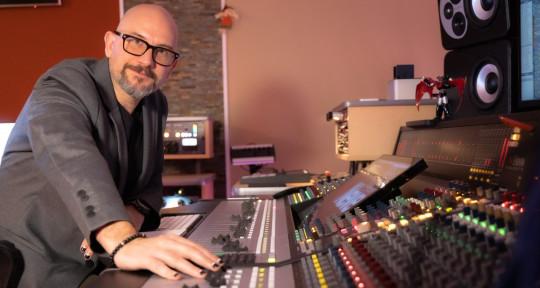 Producer/Rec. Studio/Keys - Carlos Rodgarman