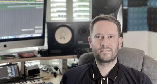 Song Build - Produce - Mix - Ryan Small
