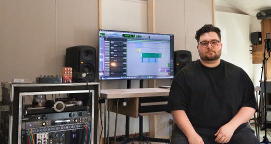 Mix Engineer - Michael Guillot