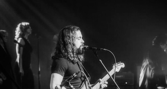 Producer/Mixer/Guitar/Bass - Karsten Nelson