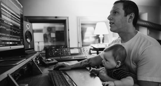 Recording, mixing and masterin - David Lizotte