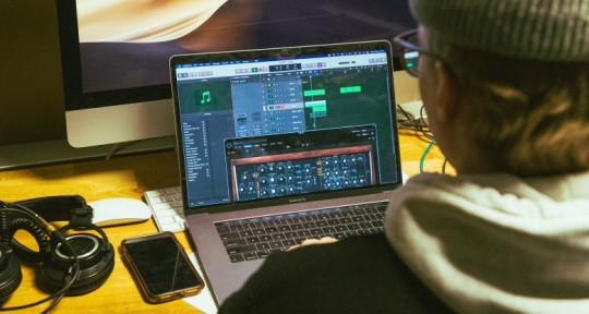 Music Producer/Songwriter  - GKJónsson