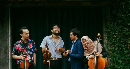 Arrange and Record Strings - Arc Quartet