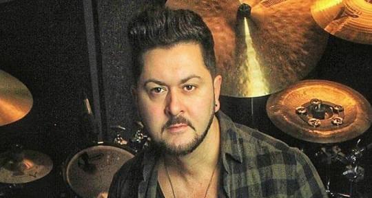 Professional Studio Drum Track - Mario Borrelli