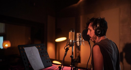 Singer / Music Producer - Tomás Aristimuño