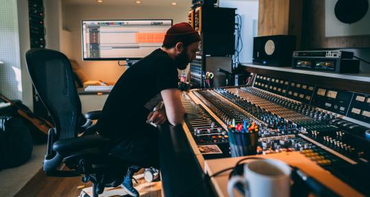 Remote mixing - Matt Schaeffer