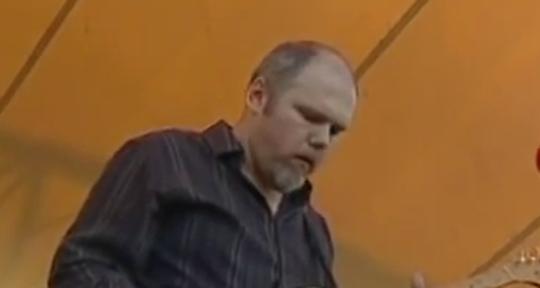 Session guitarist; composer - Rob McDade