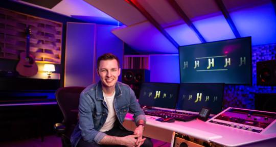 Mixing Engineer - Jake Hartsfield