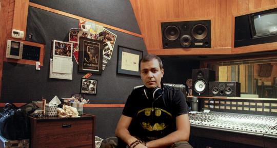 Music Producer / Composer - Ashish Ali