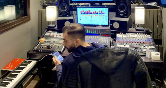 Producer - Mixing&Mastering - Andrea Guido
