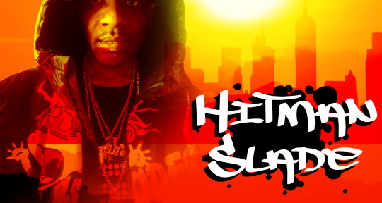 PLAYEN FOR KEEPS RECORDS  - HIT-MAN SLADE