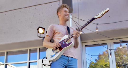 Producer & Guitarist - Travis Boothman