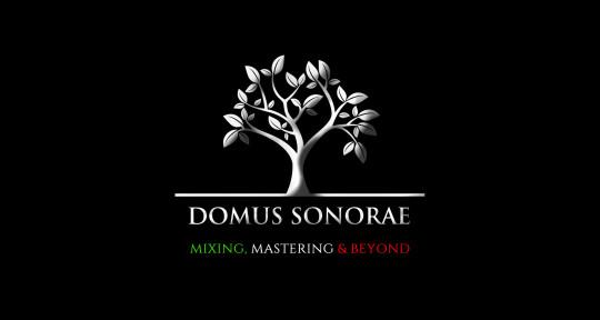 Mixing & Mastering - Domus Sonorae