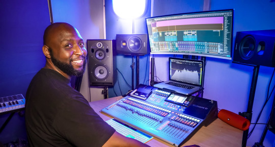 Mixing & Mastering Studio - Ericson Porter