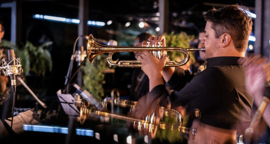 Trumpet/Fl, Arranger, Horns - Bruno Santos