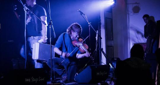 Fiddle Violin Guitar Composer - Jake Slocombe