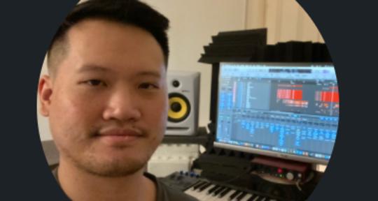 Music Producer, Film Composer - Charles Tsai